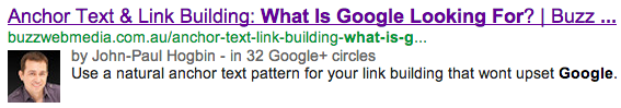 Google Authorship - How It Affects Search Engine Results