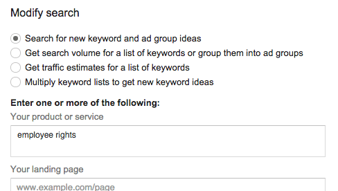 Expanded Search - LSI Keywords