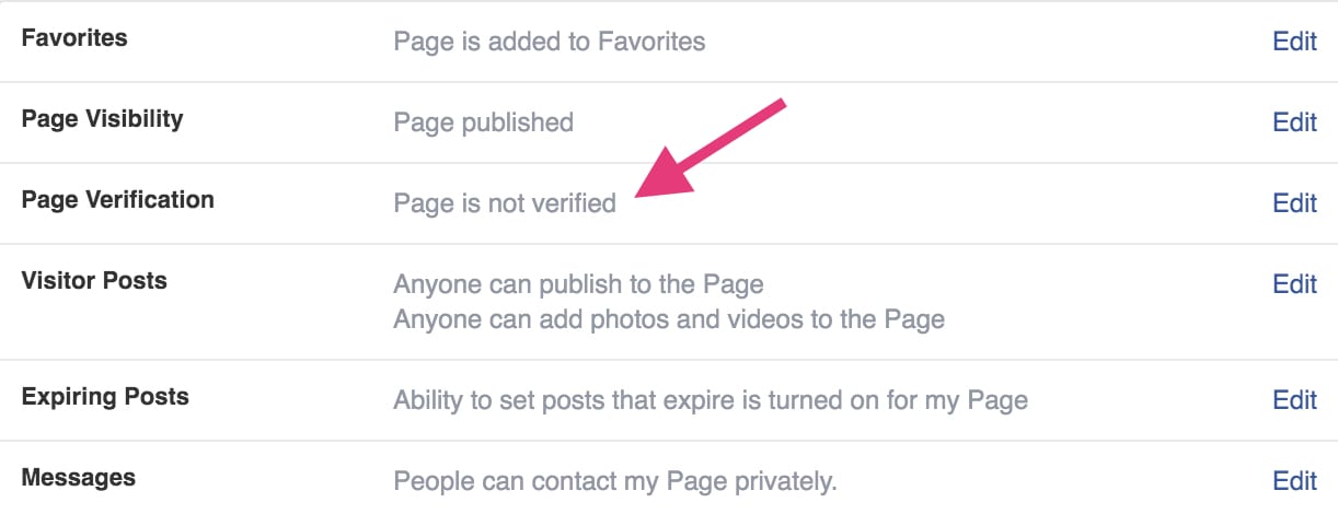 Page-Verification