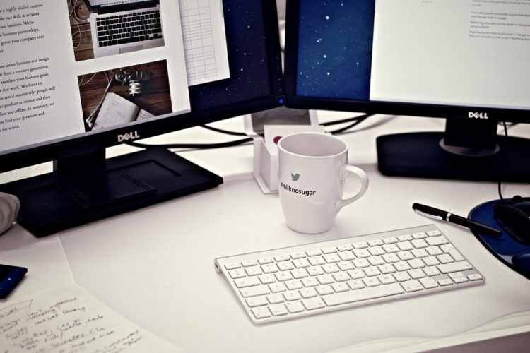 Providing website content